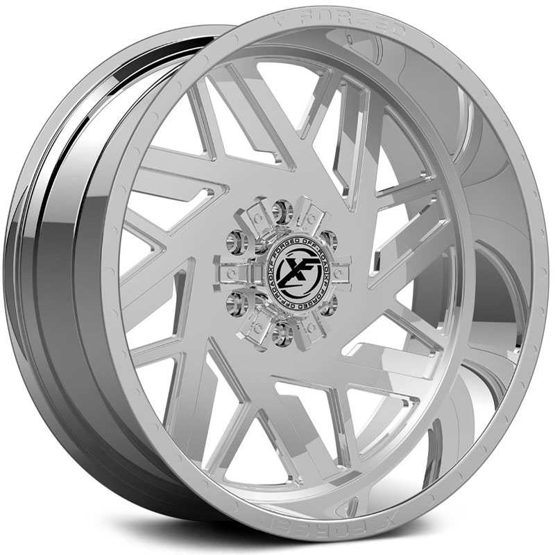 XF Offroad Forged XFX-306  Wheels Chrome