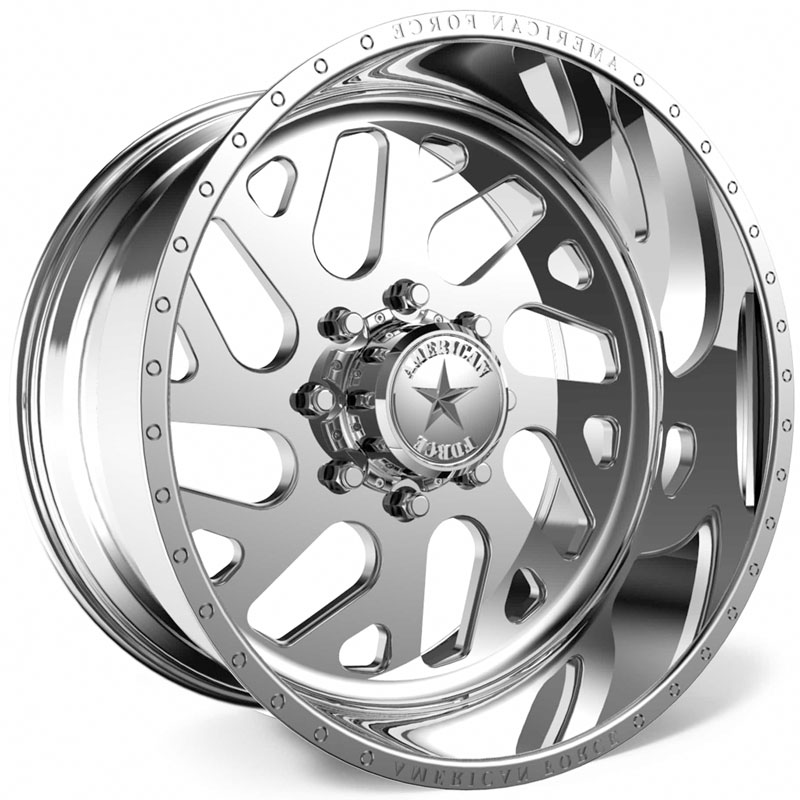 American Force D07 Camber SS8  Wheels Polished