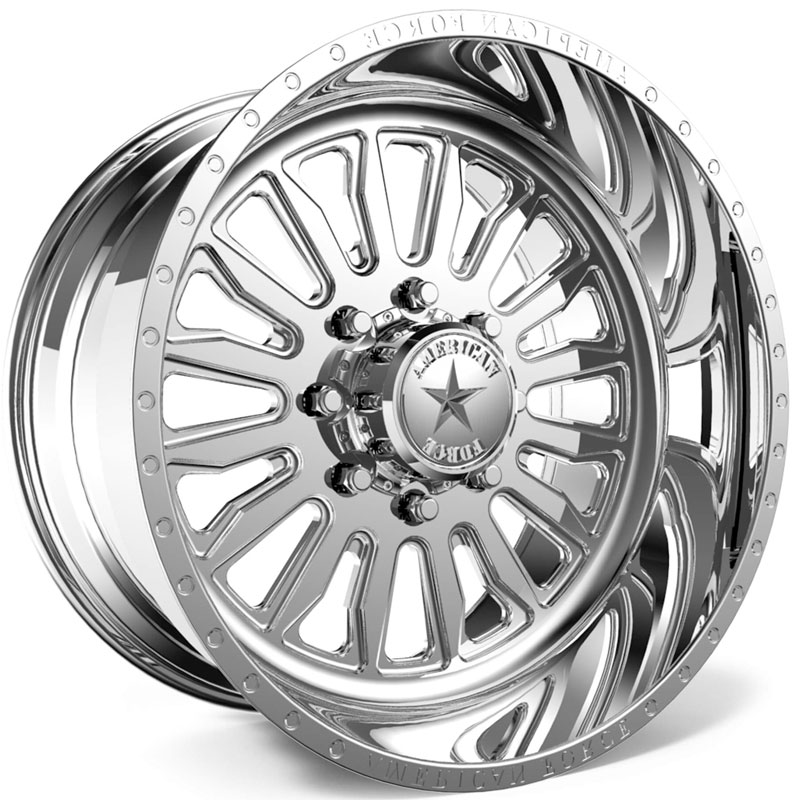 American Force G25 Data SS5  Wheels Polished