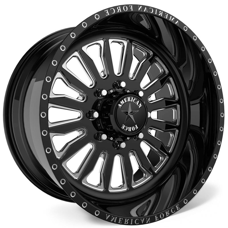 G25 Data SS8 Black