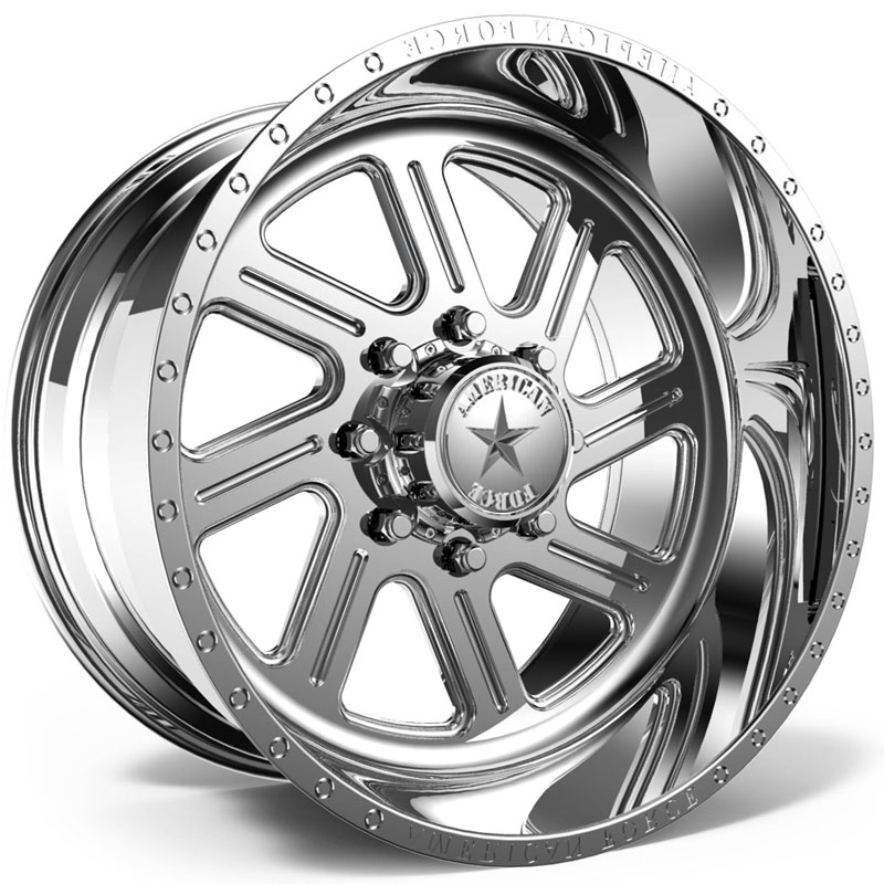 American Force G38 Ikon SS6  Wheels Polished