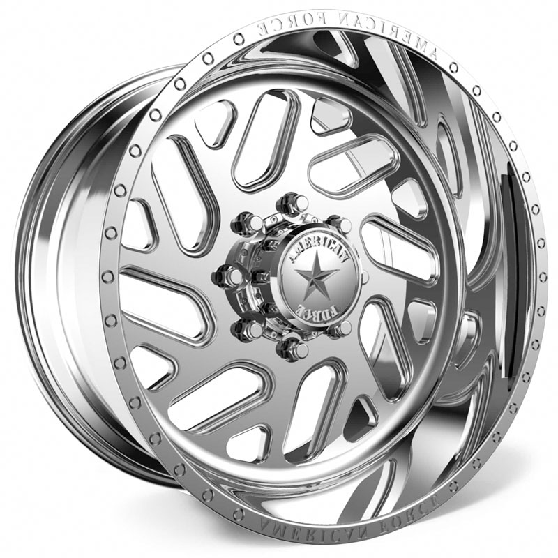 American Force G41 Rook SS8  Wheels Polished
