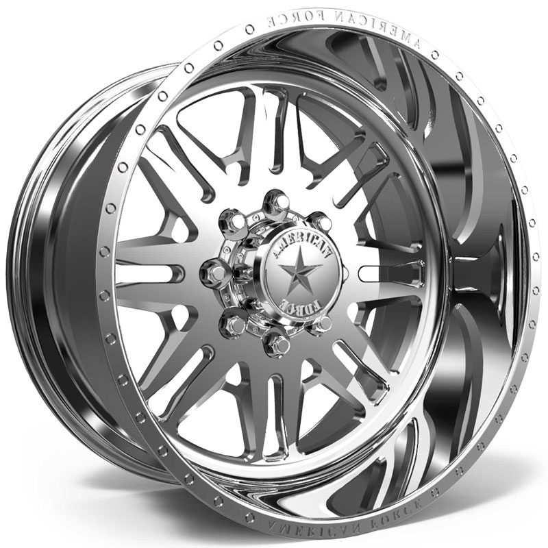 American Force H101 Toro SS6  Wheels Polished