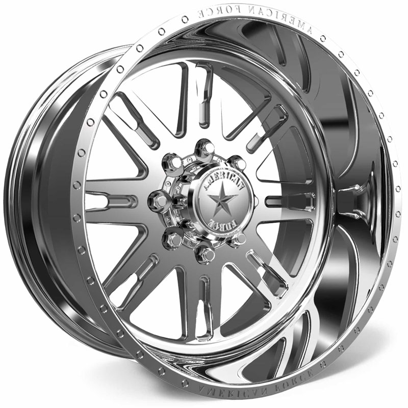 American Force H32 Bishop SS5  Wheels Polished