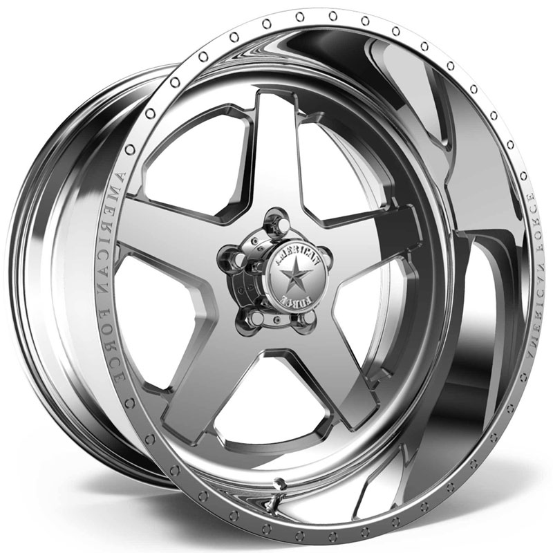 American Force H33 Patrol SS8  Wheels Polished