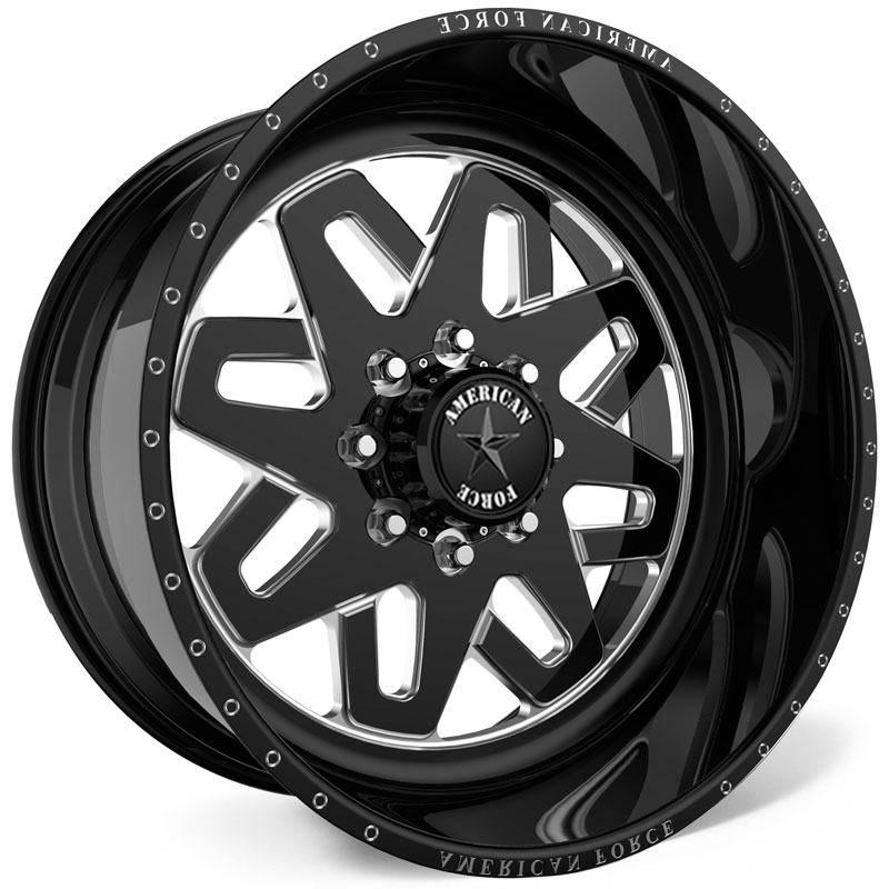 American Force H36 Beacon SS8  Wheels Black