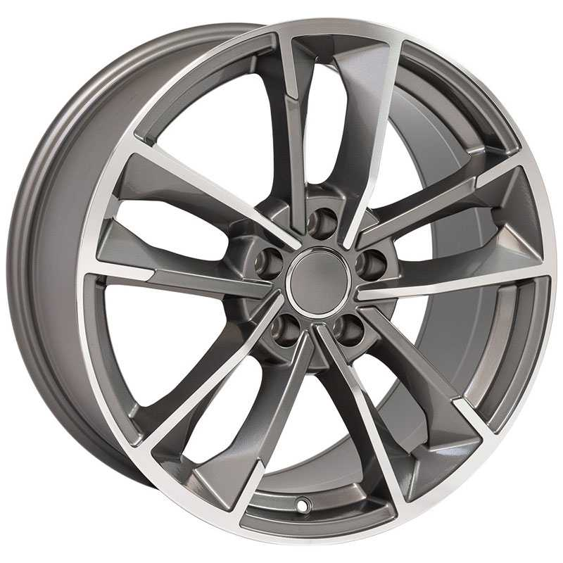 Audi Audi A Series RS7 (AU31)  Wheels Gunmetal Machined Face