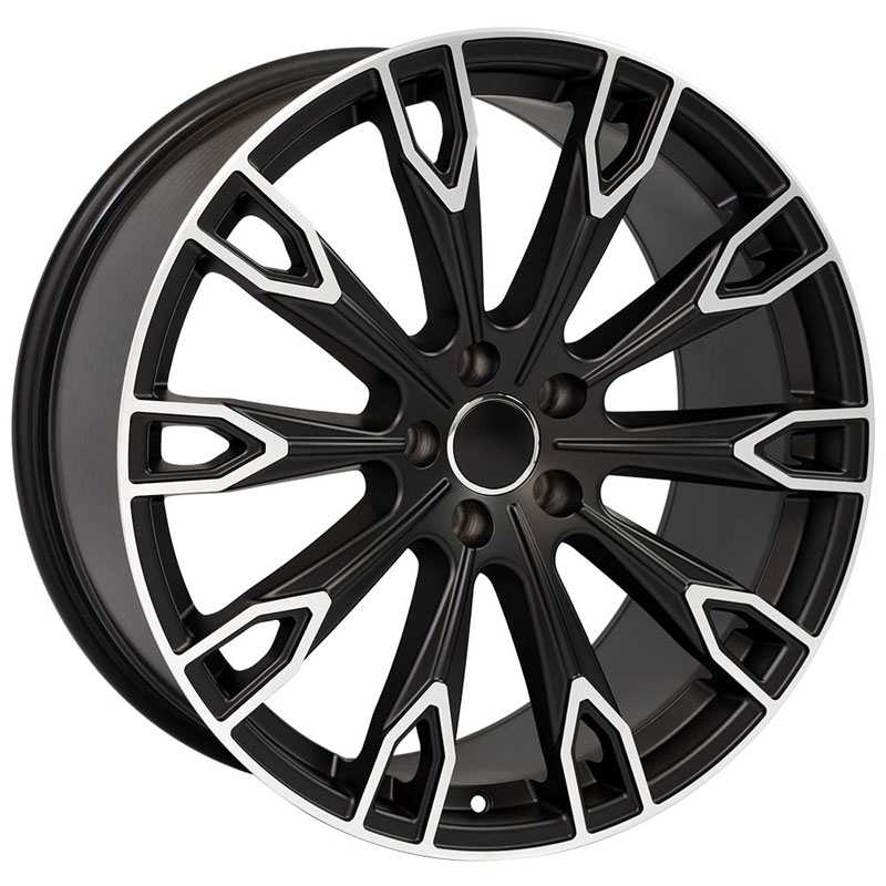 Audi Audi Q7 (AU32)  Wheels Black Machined Face
