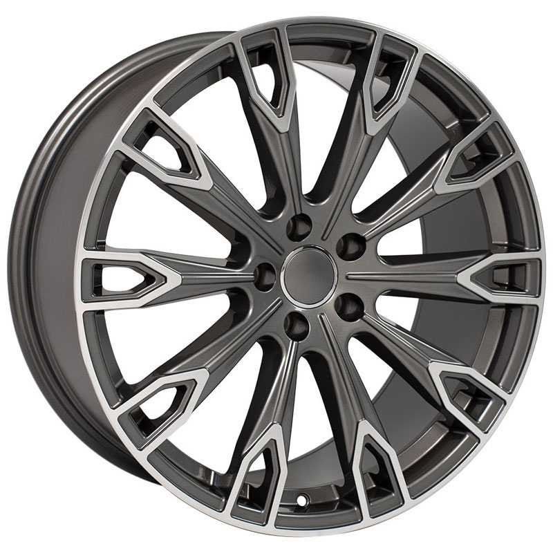Audi Audi Q7 (AU32)  Wheels Gunmetal Machined Face