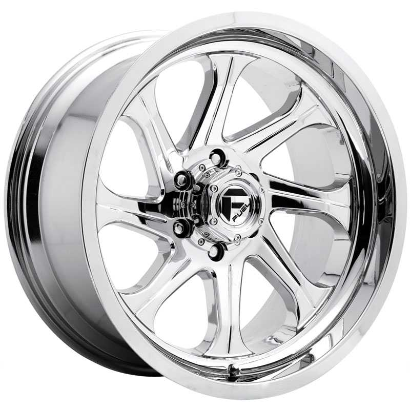 Fuel D677 Seeker  Wheels Chrome