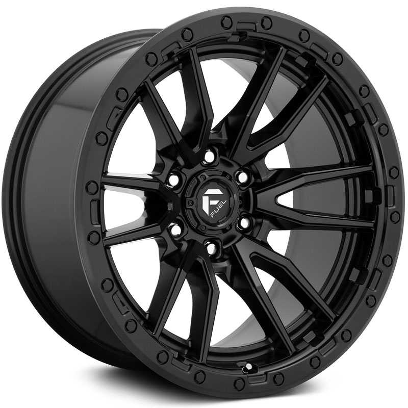 D679 Rebel Matte Black