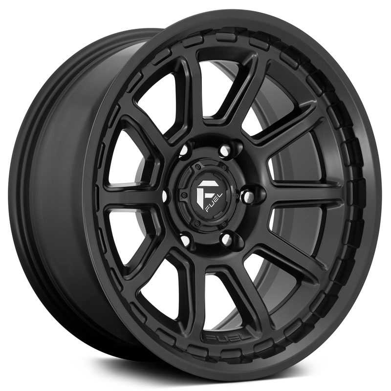 Fuel D689 Torque  Wheels Matte Black