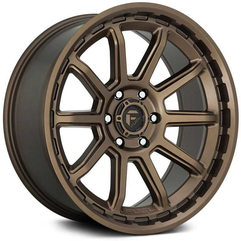 Fuel D690 Torque  Wheels Matte Bronze