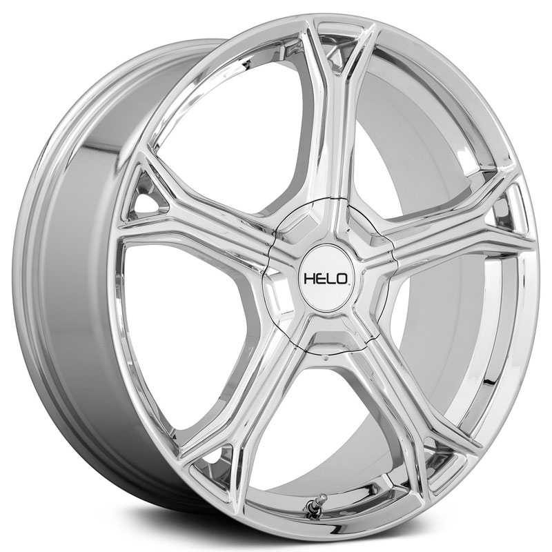 Helo HE915  Wheels Chrome
