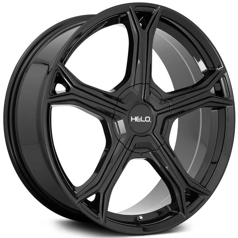 Helo HE915  Wheels Gloss Black