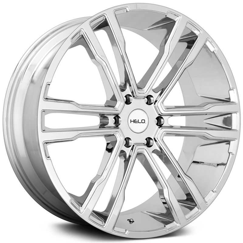 Helo HE918  Wheels Chrome