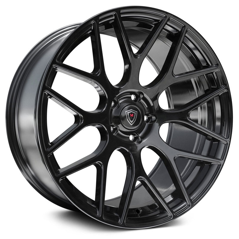 20x9 Marquee Luxury M6981 Gloss Black MID