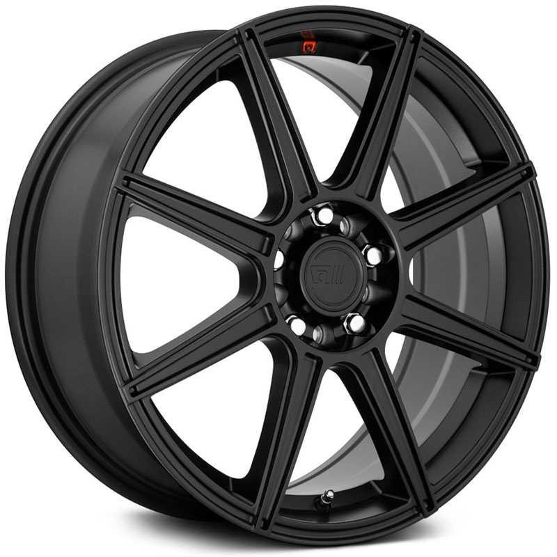 Motegi Racing MR142 CS8 Black
