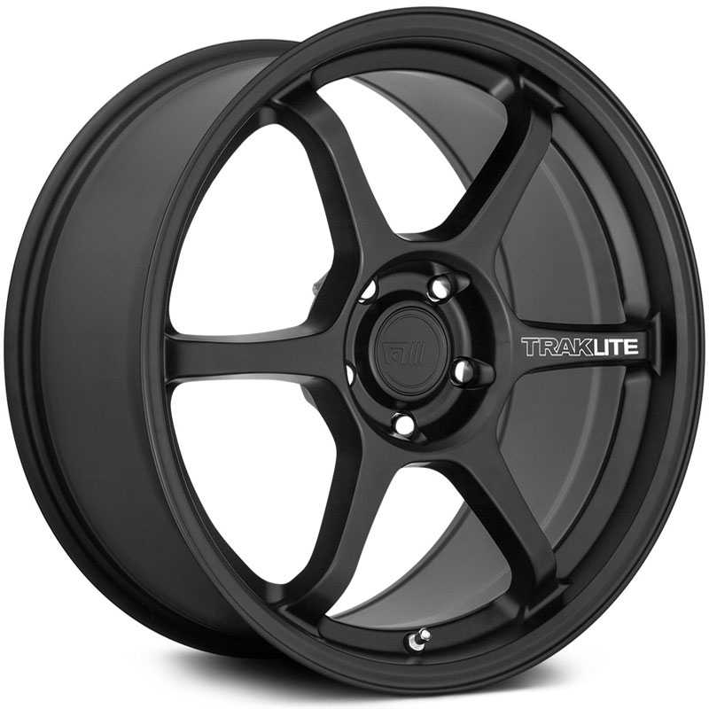 18x8.5 Motegi MR145 Traklite 3.0 Satin Black HPO