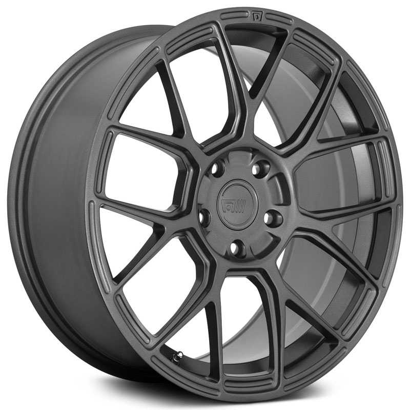 Motegi Racing MR147 CM7 Gunmetal