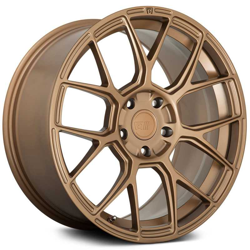 17x8 Motegi MR147 CM7 Matte Bronze HPO