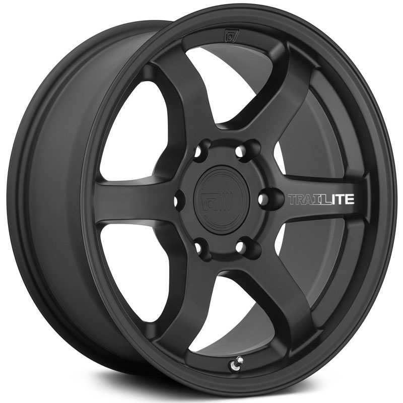 MR150 Trailite Satin Black