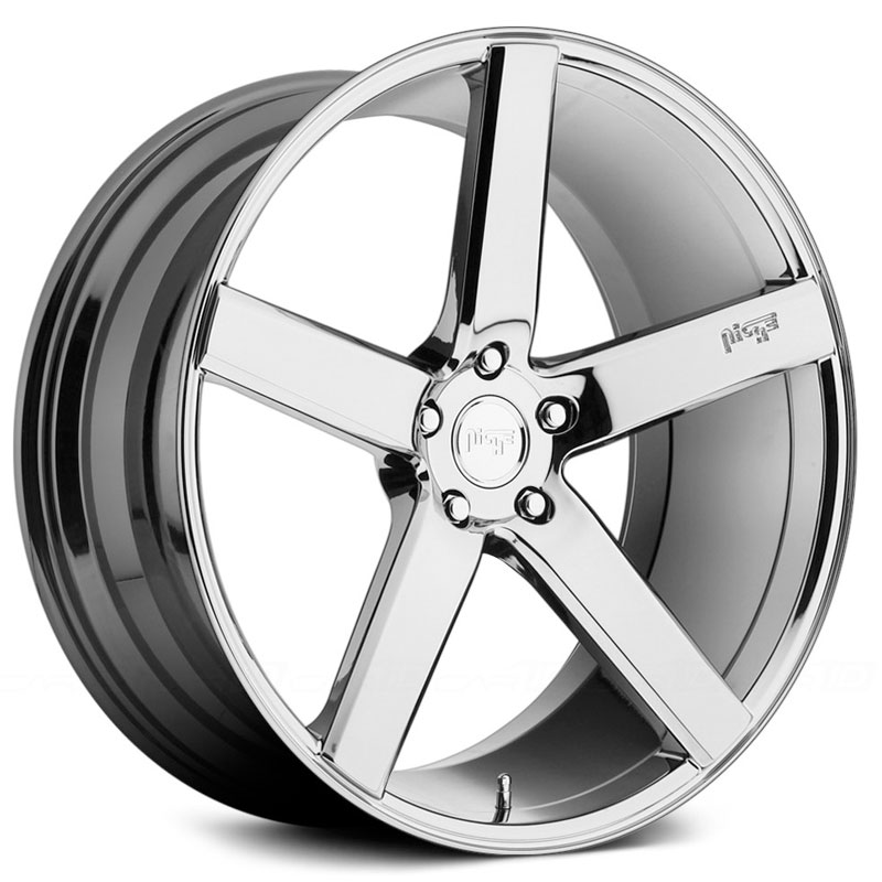 Niche M132 Milan  Wheels Chrome