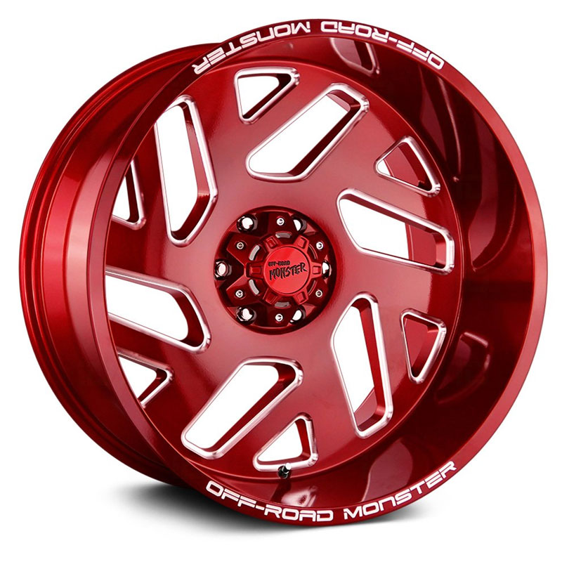 M19 Candy Red Milled