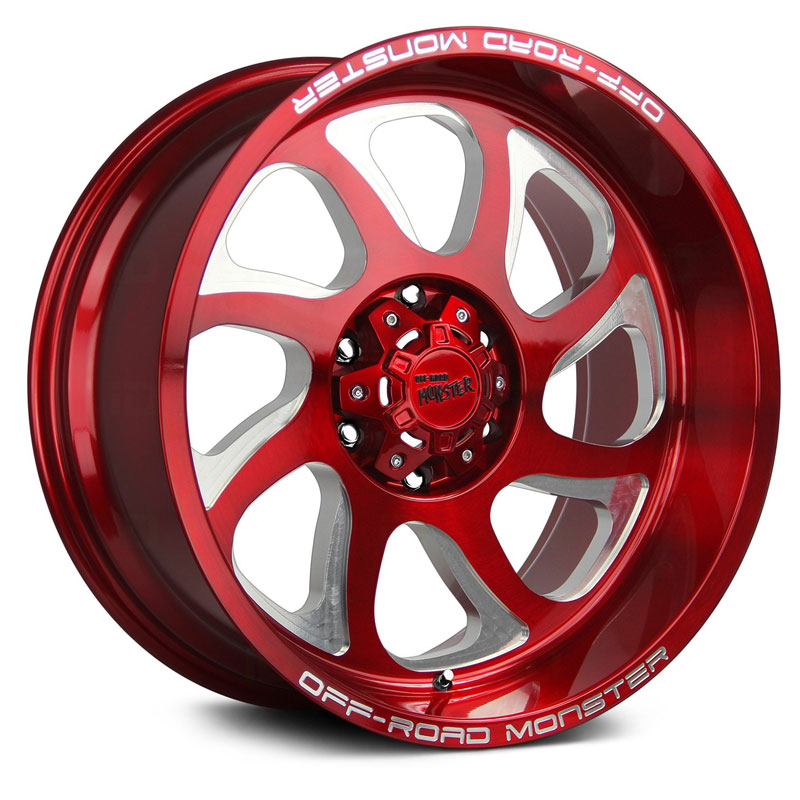 M22 Candy Red Milled