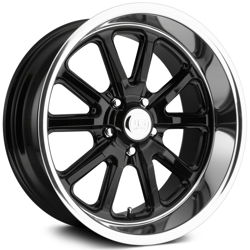 US Mags Rambler U121  Wheels Gloss Black