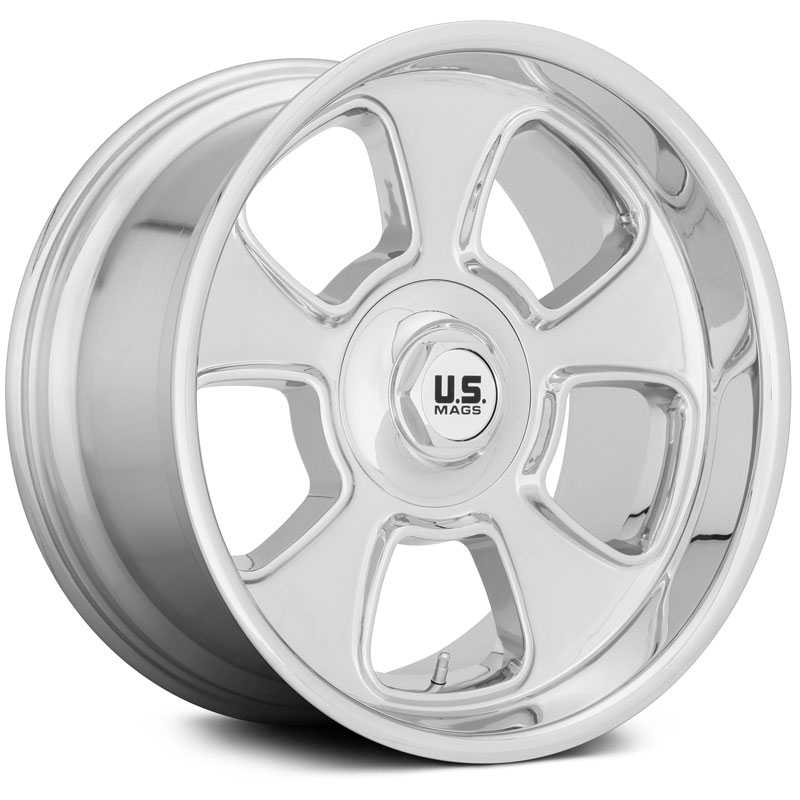 US Mags U126 Boulevard  Wheels Chrome