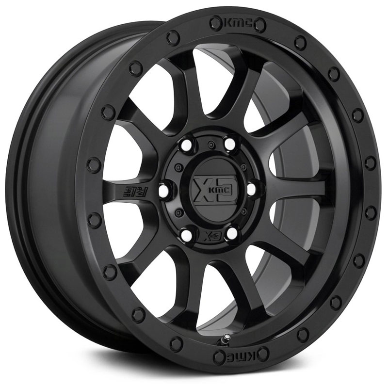 XD143 RG3 Satin Black