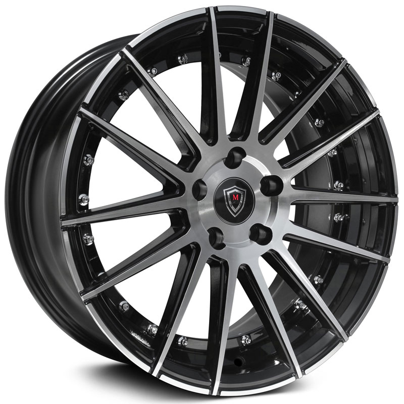 Marquee M8150 Gloss Black Machined