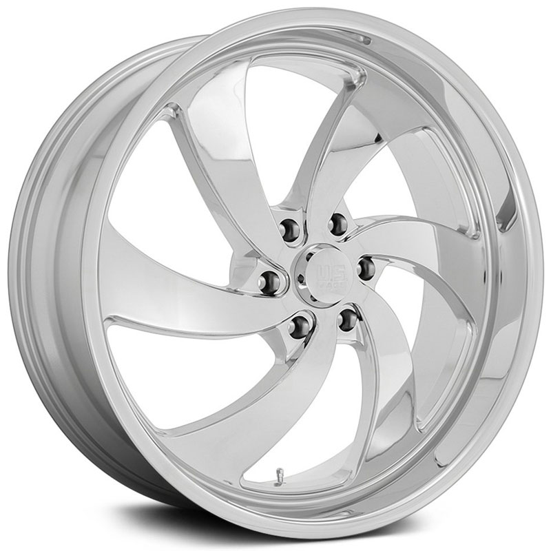 US Mags U132 Desperado  Wheels Chrome
