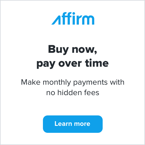 Affirm Available